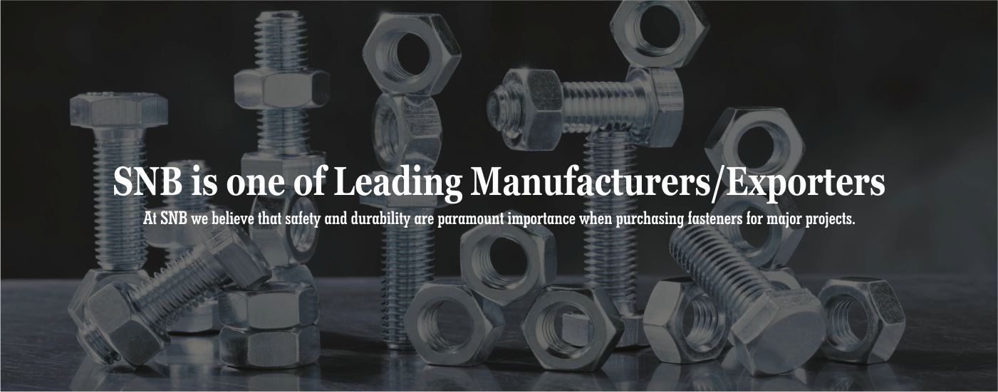 leading fasteners manufacturers in Ludhiana, Punjab