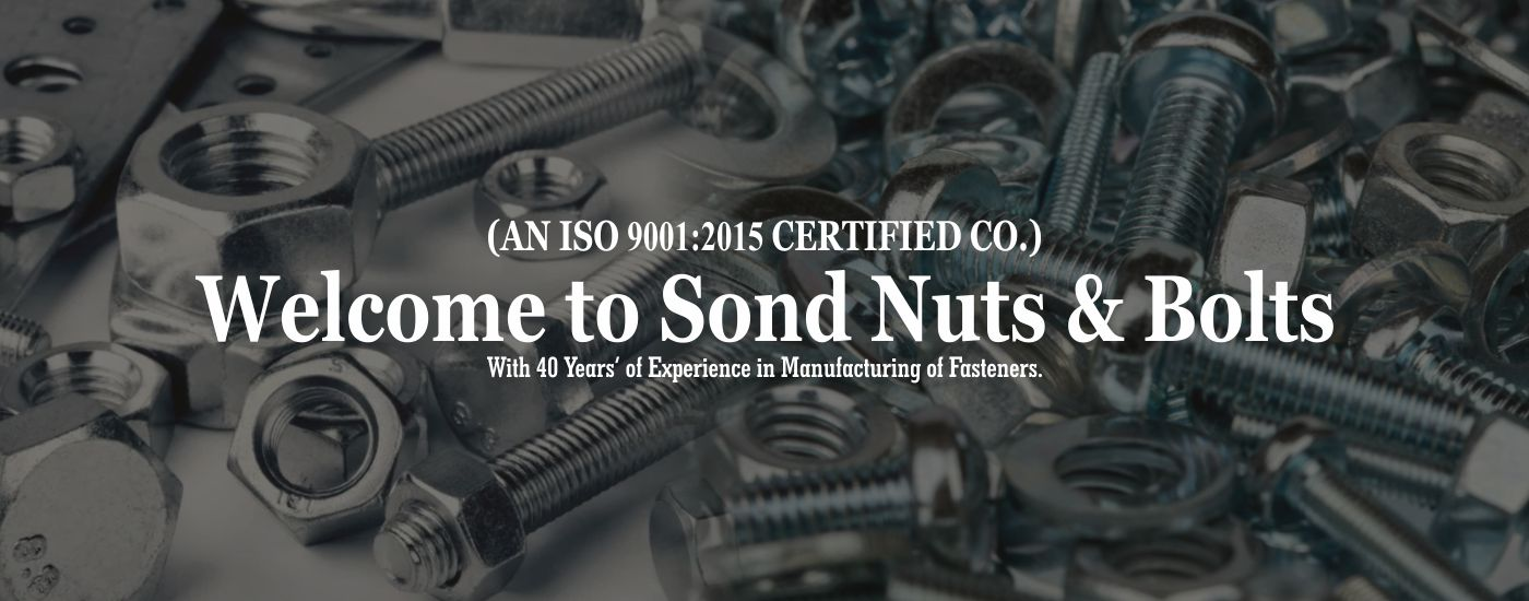 nut bolts fasteners manufacturer in Ludhiana