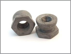 Anti Theft Nut Hot Dip Galvanized