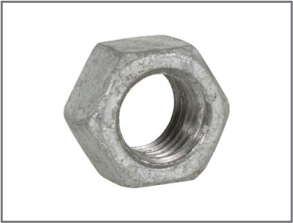 Hex Nuts DIN 934 Hot Dip Galvanized