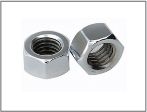 Hex Nuts DIN 934 Zinc Plated