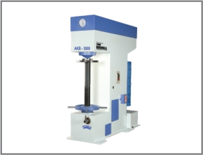 Fasteners hardness testing machine